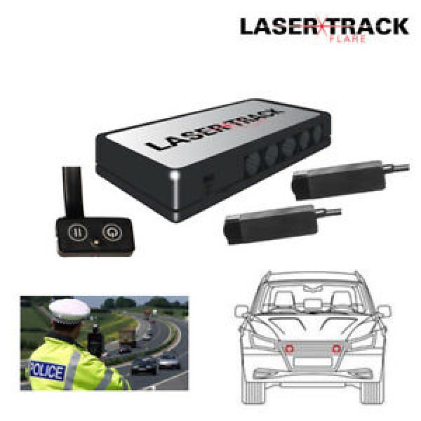 LaserTrack Flare - Kit de transpondedor de 2 cabezales