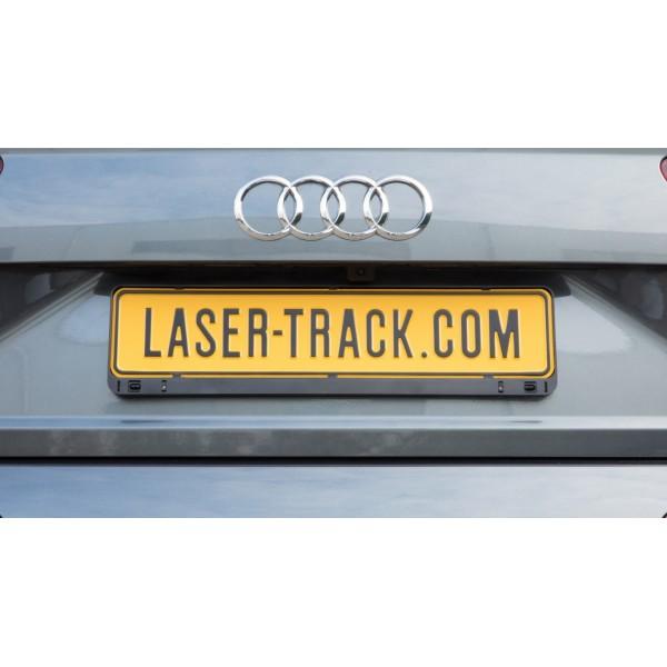 LaserTrack Flare - Kit placa matricula 1 censor