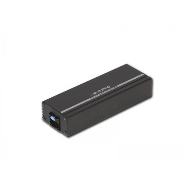 Alpine Amplificador KTP-445A Pack para Unidad Principal