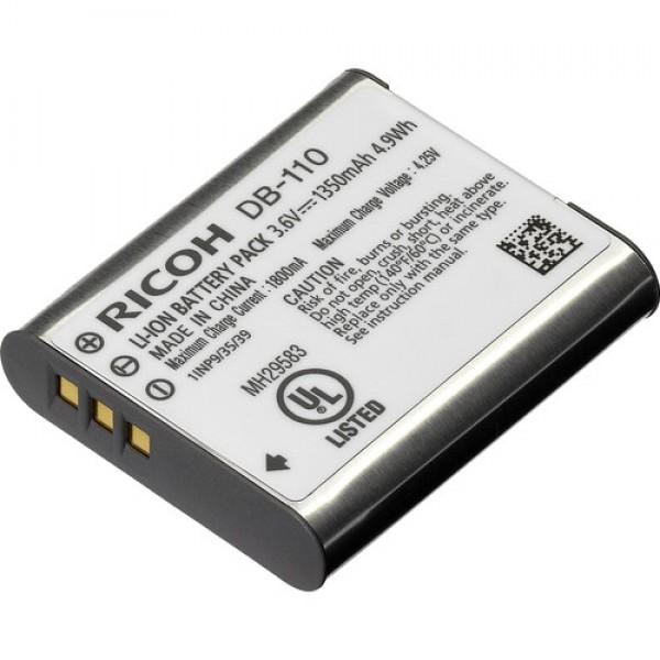 Batería original Ricoh DB-110 para GR III