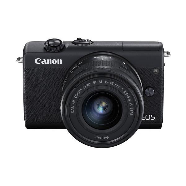 CANON EOS M200 NEGRO + CANON 15-45mm