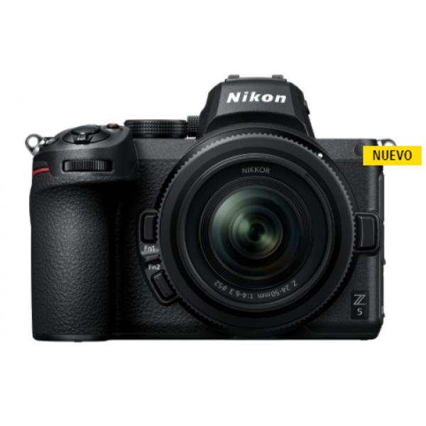 Nikon Z 5 + Nikkor Z 24-50mm