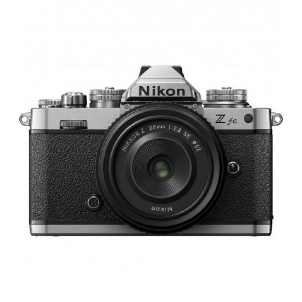 NIKON Z FC + 28/2.8 + SD 64GB 1000X (Garantía Esp...