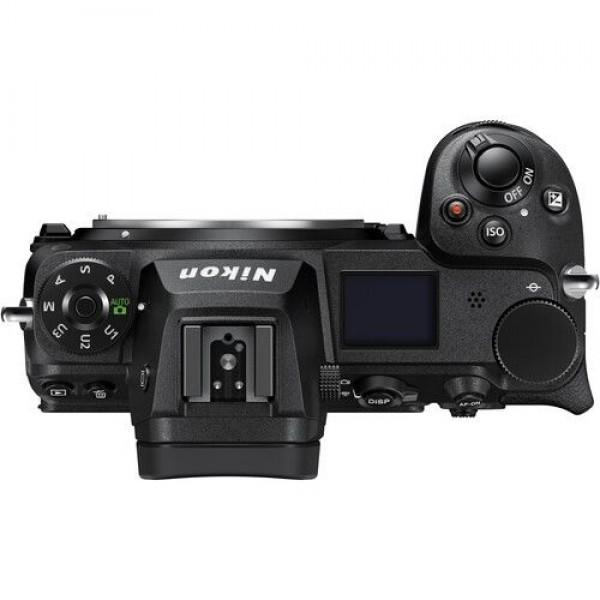 Nikon Z7 II + 24-70MM + Adaptador FTZ