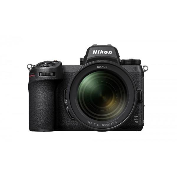 Nikon Z7 II + 24-70MM
