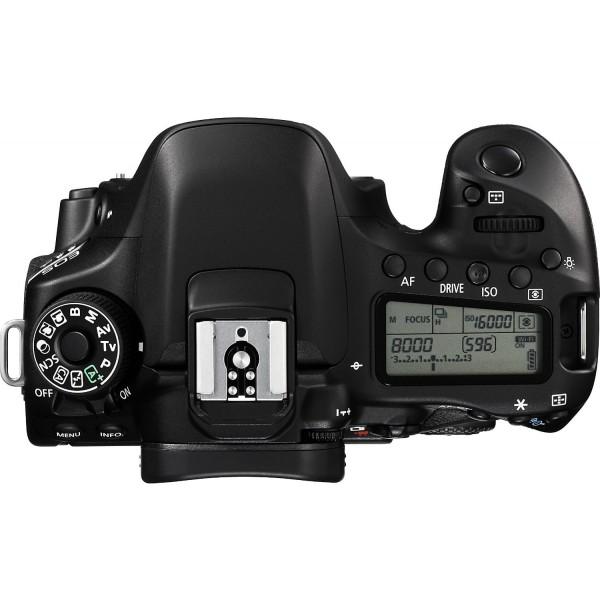 Canon EOS-850D + Canon EF-S 18-135mm IS STM (Garantía Española)