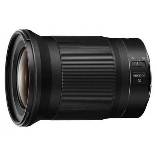 Nikon Nikkor Z 20mm F/1.8S (Garantía Española)