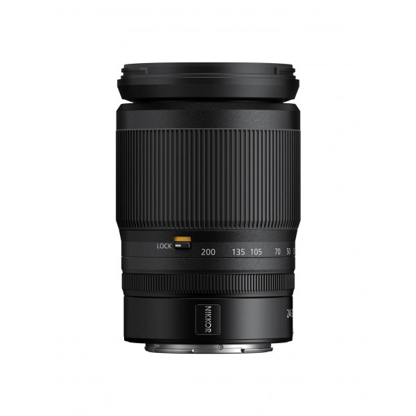 Nikon Nikkor Z 24-200mm f/4-6.3 VR (Garantía Española)