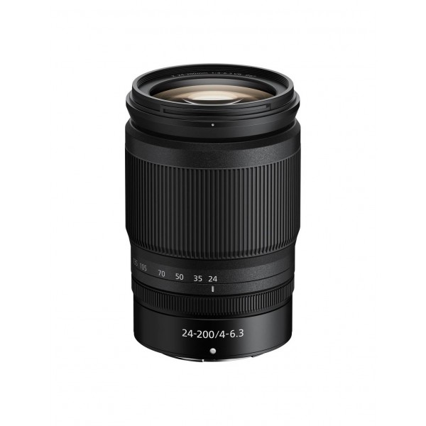 Nikon Nikkor Z 24-200mm f/4-6.3 VR (Garantía Espa...