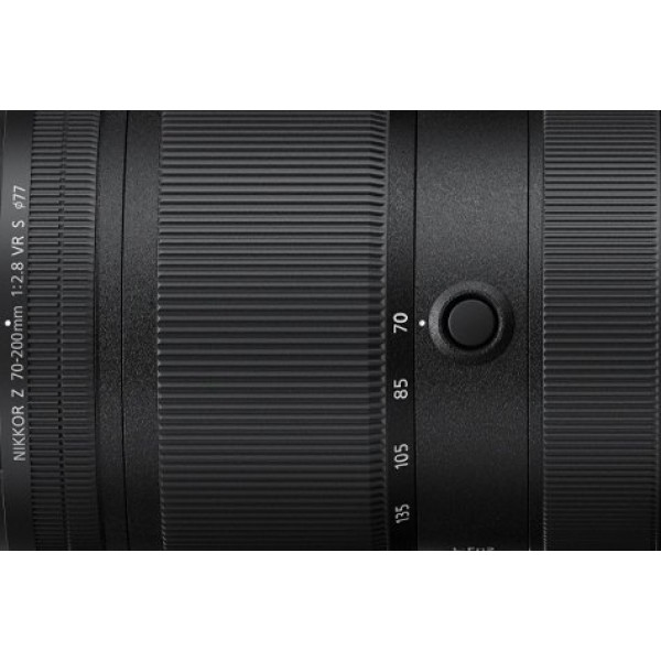 Nikon Nikkor Z 70-200mm F/2.8 VR S (Garantía Española) (En Stock)