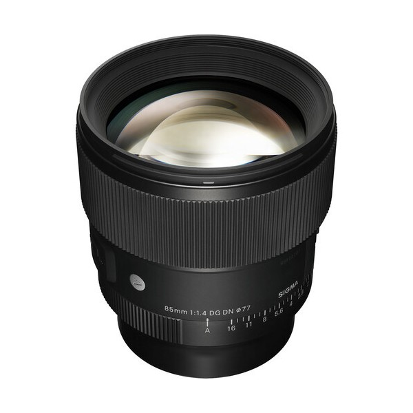 Sigma 85mm F/1.4 DG DN Art Sony-E