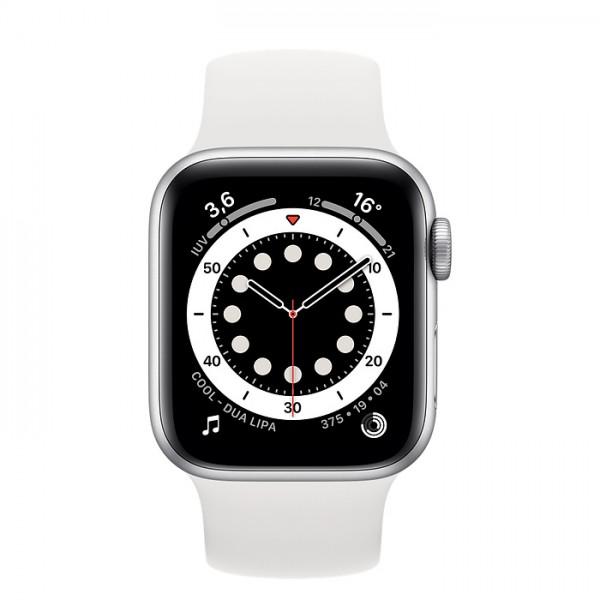 Reloj Apple Watch Serie 6 GPS Caja 40mm Aluminio P...