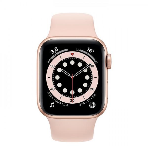 Reloj Apple Watch Serie 6 GPS Caja 40mm Aluminio O...
