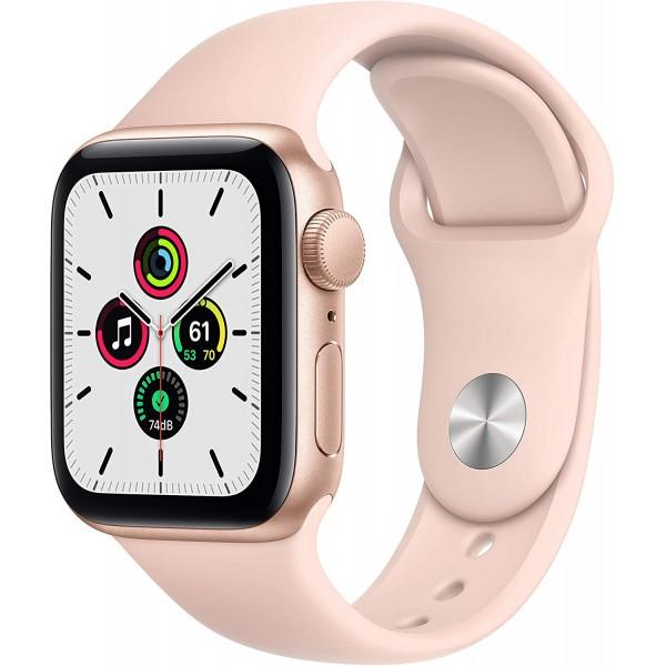 Apple Watch SE (GPS, 40 mm) Oro/Rosa