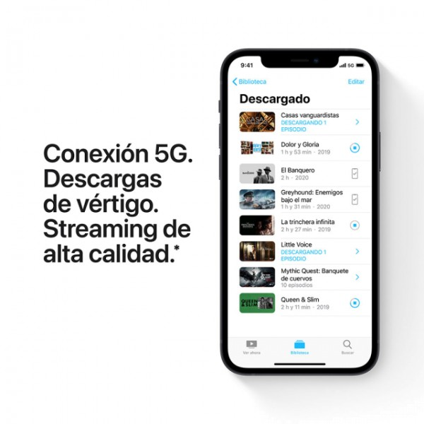 Apple iPhone 12 de 128GB Verde