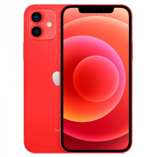 Apple iPhone 12 de 128GB Rojo