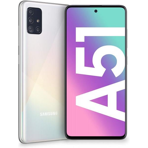 "Samsung A51 6.5"" Blanco (Garantía Española)"