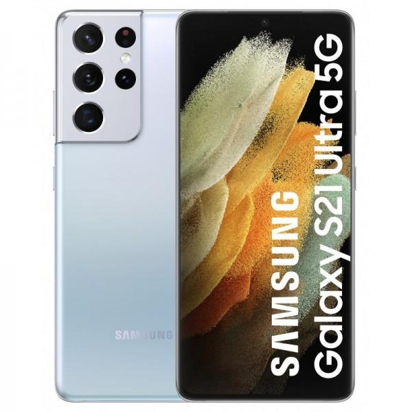 Samsung Galaxy S21 Ultra 5G Silver 256Gb