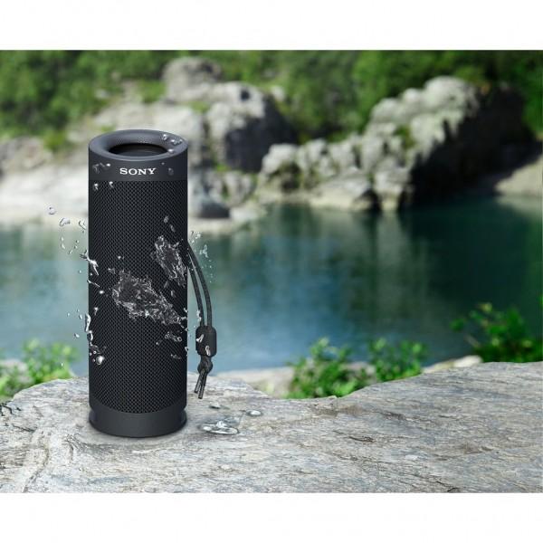 Sony Altavoz portátil EXTRA BASS SRS-XB23 Rojo Coral (Garantía Española)