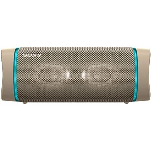 Sony Altavoz portátil EXTRA BASS SRS-XB33 Crema (Garantía Española)