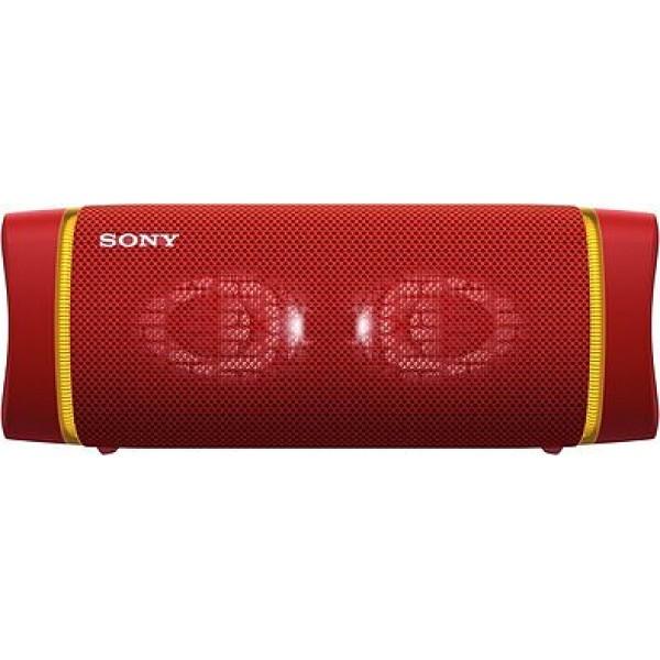 Sony Altavoz portátil EXTRA BASS SRS-XB33 Rojo(Ga...