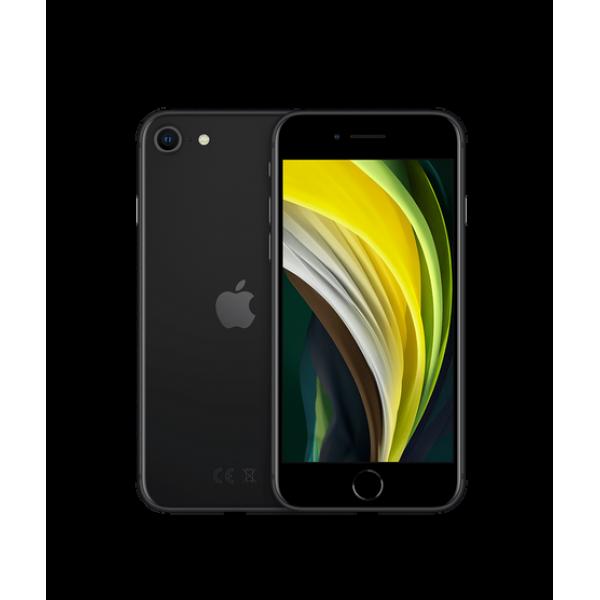 Apple Iphone SE 256GB Negro (Garantía Española)