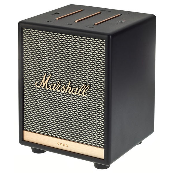 Altavoz Marshall Uxbridge Voice Alexa Black (Garan...
