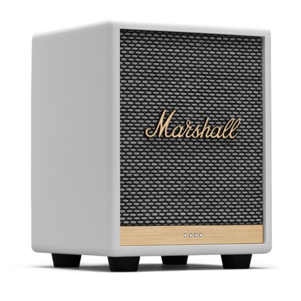 Altavoz Marshall Uxbridge Voice Google White (Gara...
