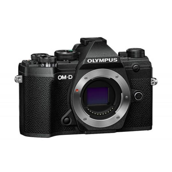 Olympus E-M5 Mark III Cuerpo Negra + Batería Adic...