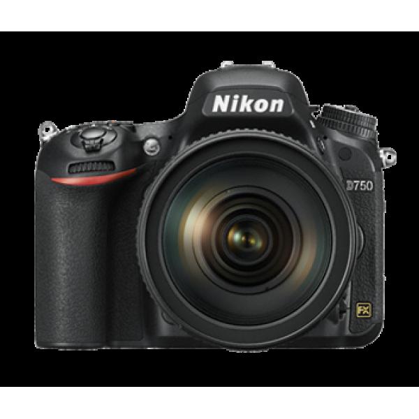 Cámara Nikon D750 + Nikon AF-S 24-120mm f/4G ED V...