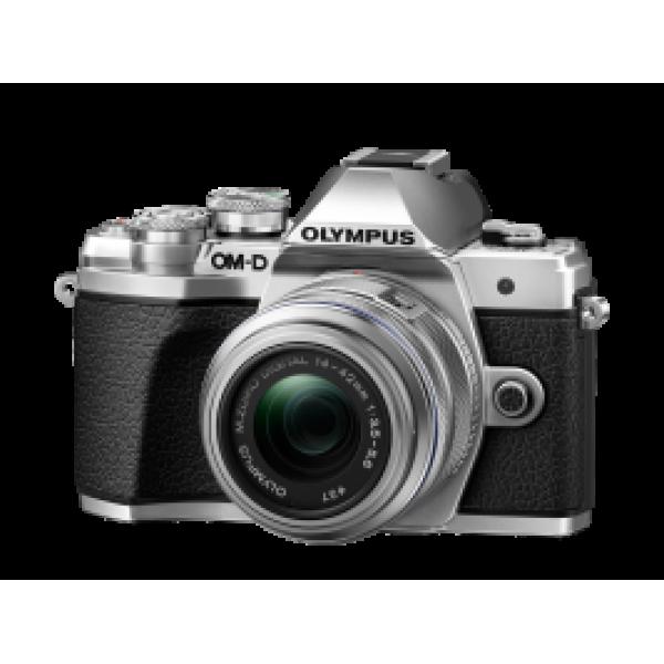 Cámara Olympus E-M10 Mark III + 14-42mm II + Zuik...