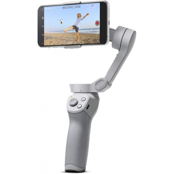 DJI OM 4 - Estabilizador de 3 Ejes para Smartphone...