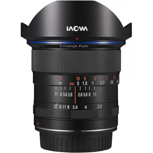 Laowa 12mm F2.8 Zero-D Sony FE  Ref: VE1228SFE  (G...