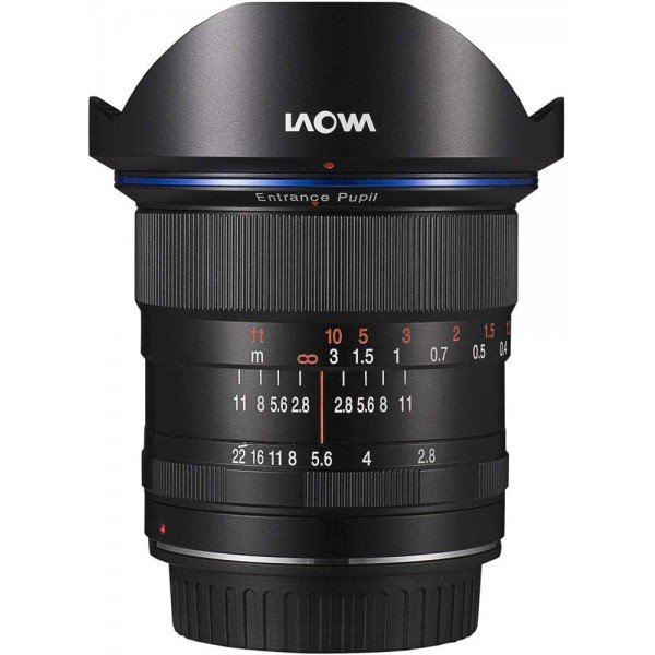Laowa 12mm F2.8 Zero-D Canon RF Ref: VE1228RF (Gar...