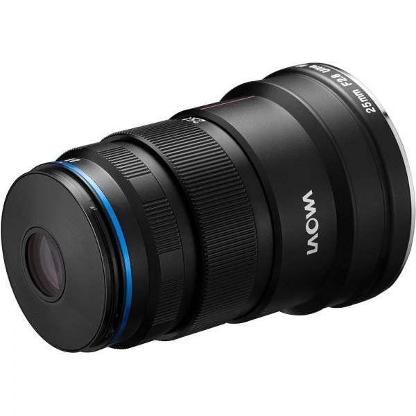 Laowa 25mm f/2.8 2,5-5x Ultra-Macro Nikon Ref: VE2...