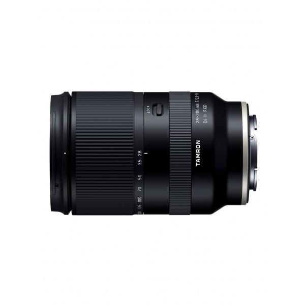 Tamron 28-200mm F2.8-5.6 Di III RXD Sony E Garant�...