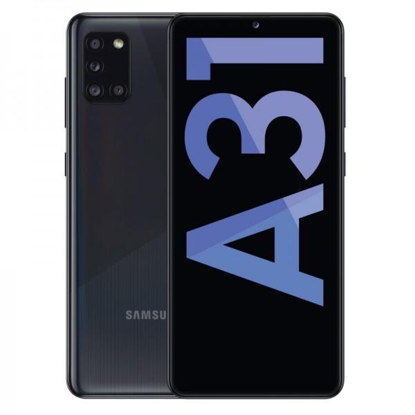 Samsung A31 4/128Gb Negro (Garantía España)