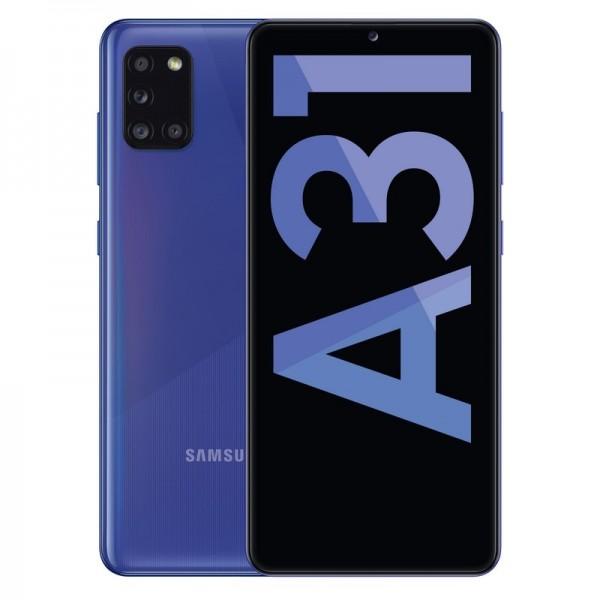 Samsung A31 4/128Gb Blue (Garantía España)