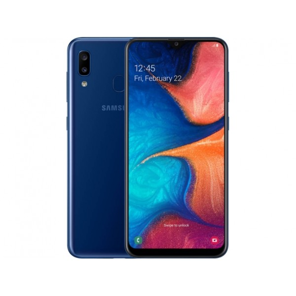Samsung A20e 32GB Blue (Garantía España)