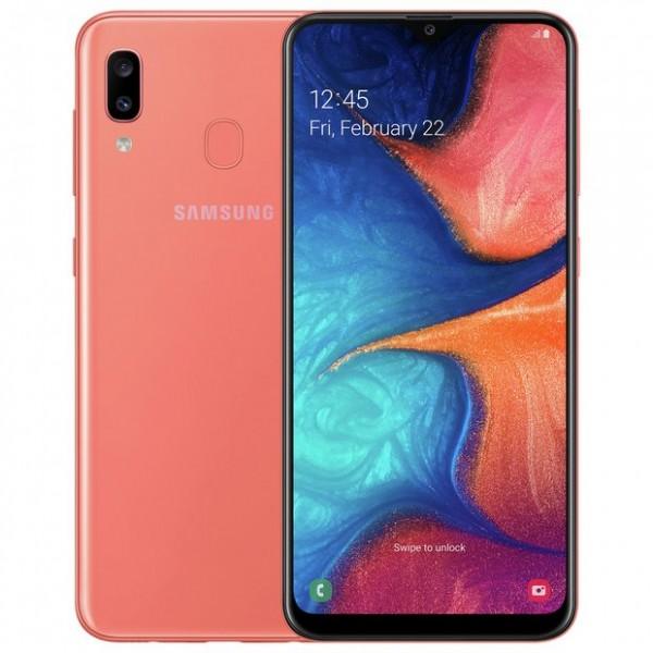 Samsung A20e 32GB Naranja (Garantía España)