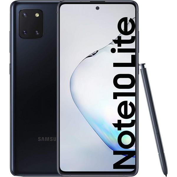 Samsung Note 10 Lite Black (Garantía España)