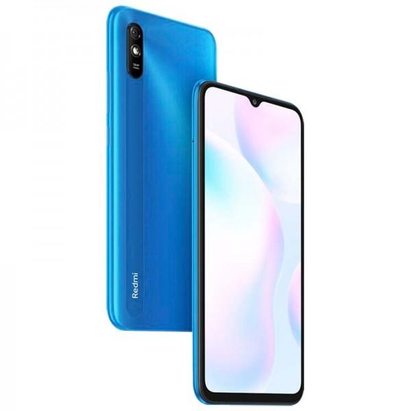 Xiaomi Redmi 9a 32Gb Azul Celeste (Garantía Espa�...