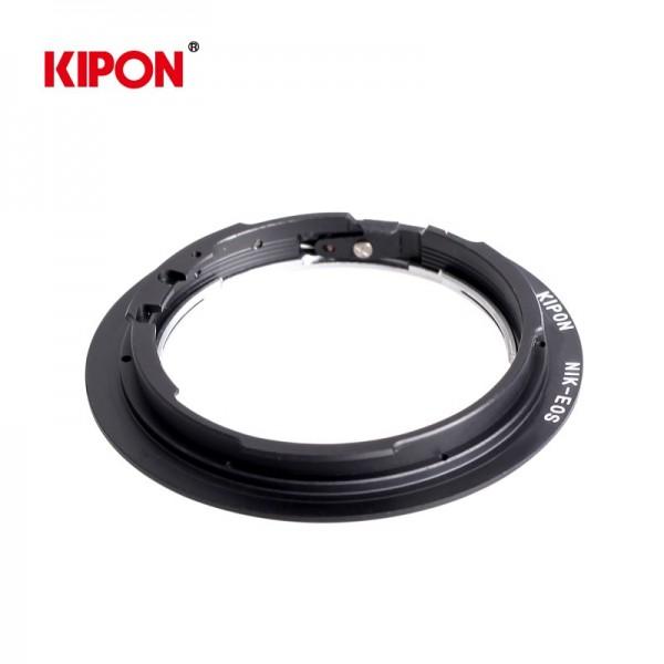 Kipon Anillo mecanico lente Nikon F camara Canon E...