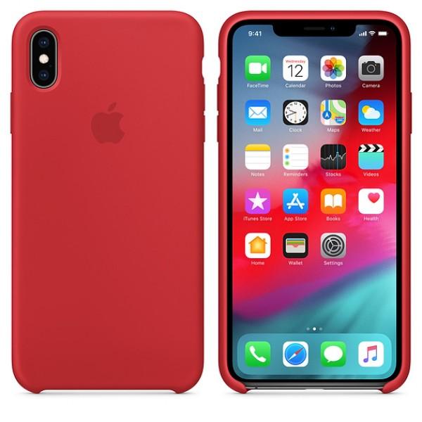 Apple Funda Iphone XS Max Silicone Case (PRODUCT) ...