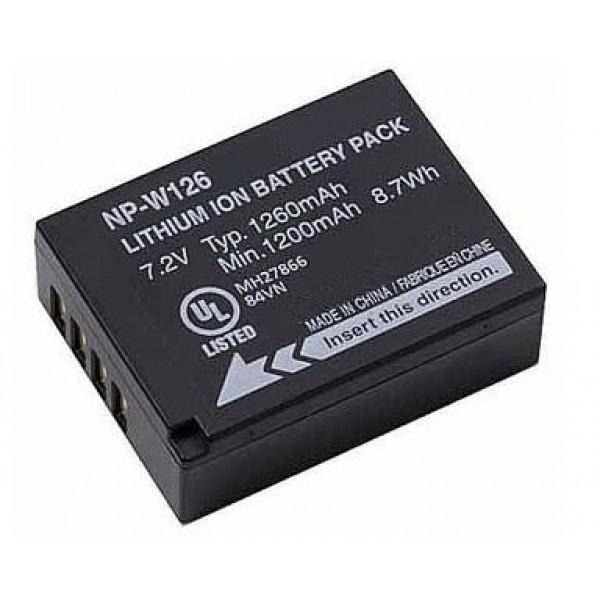 Bateria clonica NP-W126