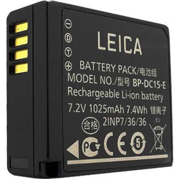 Accesorio Leica Lithium-Ion-Bateria BP-DC15-E para...