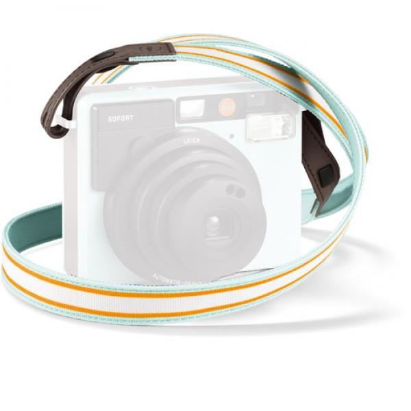 Correa Leica para cámara de película instantánea Sofort (Mint) Ref: 19513