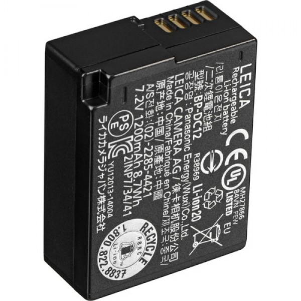Bateria Leica BP-DC 12 P Ref: 19500