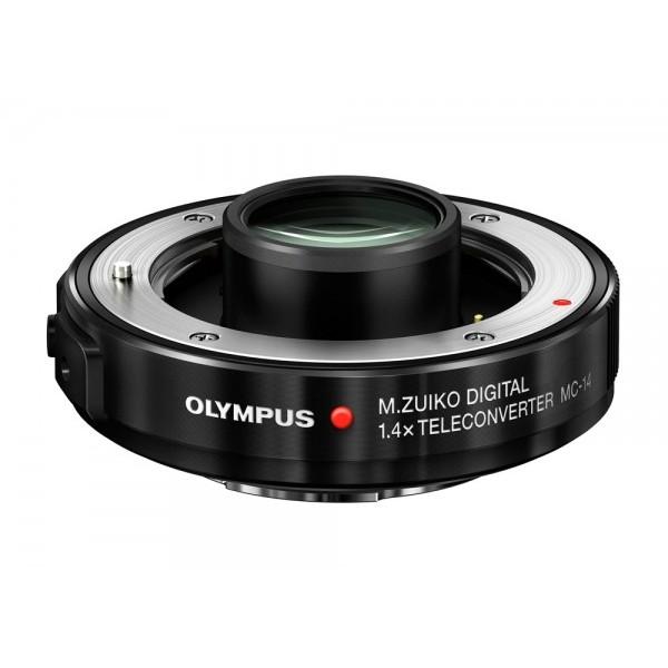 Objetivo Olympus M.ZUIKO DIGITAL 1.4X TELECONVERTE...