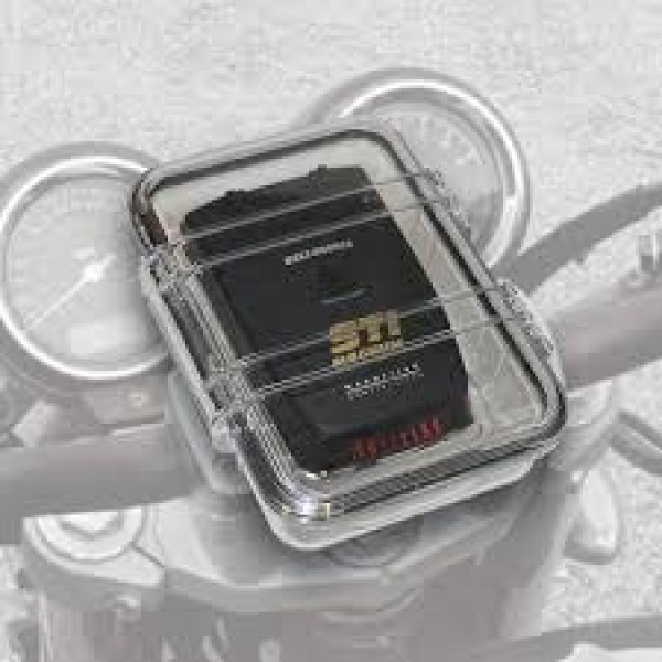 Caja estanca para detector de radar de motocicleta...